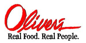 Oliver's Logo, Real Food Tag_RED